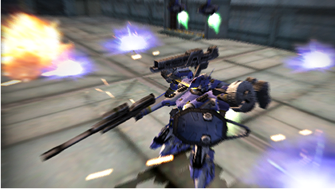 Armored Core: Last Raven Portable Image