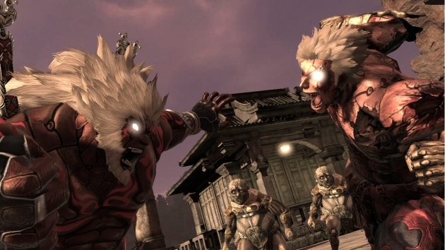 Asura's Wrath Screenshot - 800371