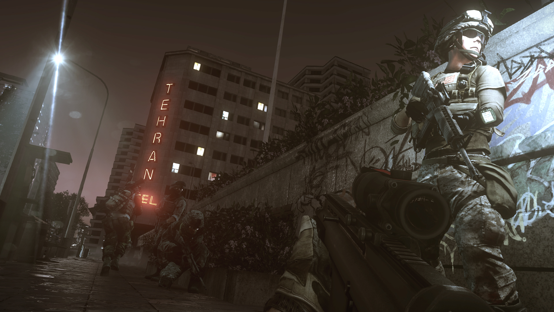 Battlefield 3 Screenshot - 869026