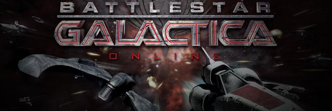 Battlestar Galactica Online Boxart