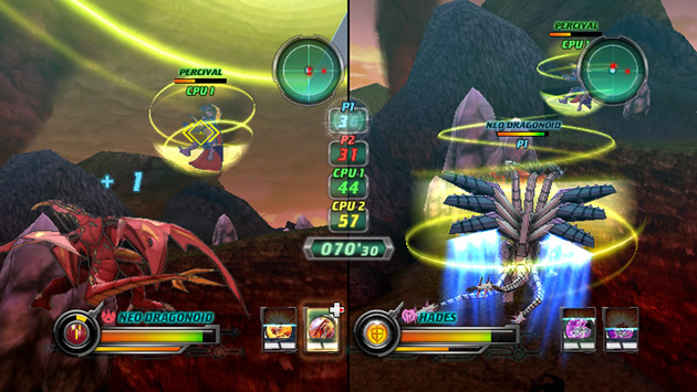 Bakugan Battle Brawlers: Defenders of the Core - Feature