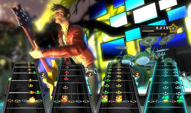 Guitar Hero 5 Screenshot - 867277