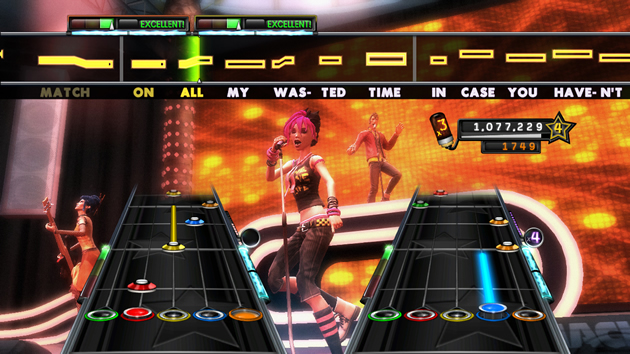 Guitar Hero 5 Screenshot - 867375