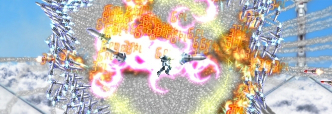 Bangai-O HD: Missile Fury Screenshot - 866166