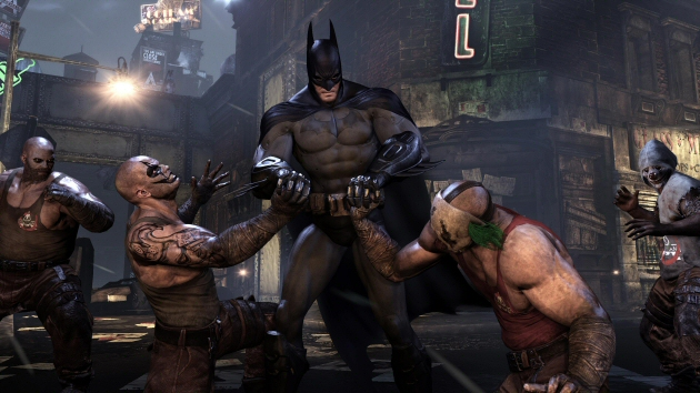 Batman: Arkham City Screenshot - 868312