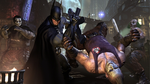 Batman: Arkham City Screenshot - 868957