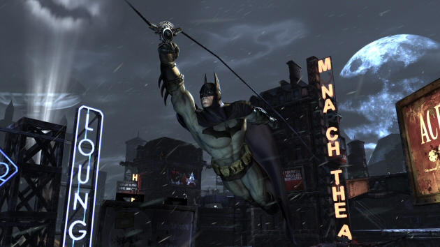 Time Warner: Next Batman Arkham game due out this year