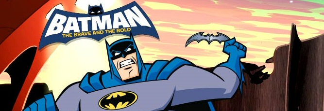 Batman: The Brave and the Bold the Videogame - NDS Boxart