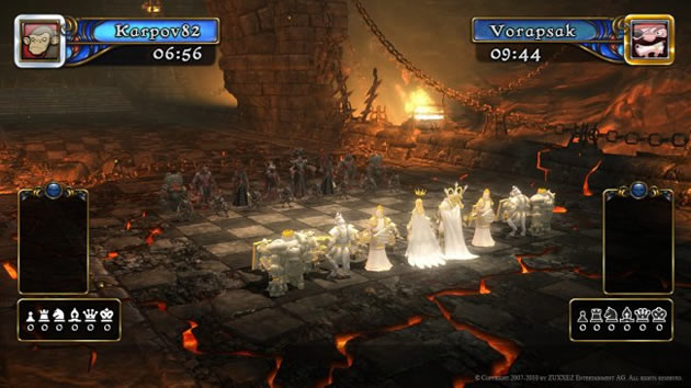 Battle vs Chess - NDS Screenshot - 867148