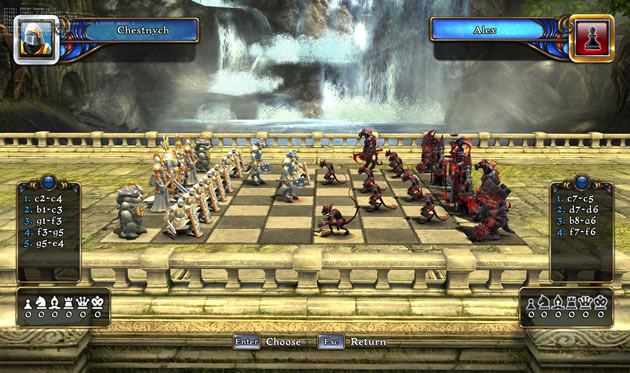 Battle vs Chess Image
