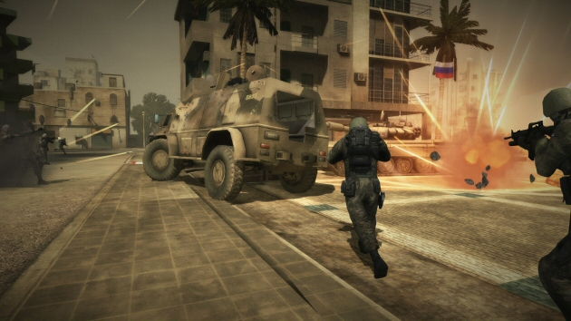 Battlefield Play4Free Image