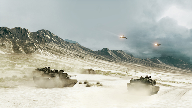 Battlefield 3 Screenshot - 846874