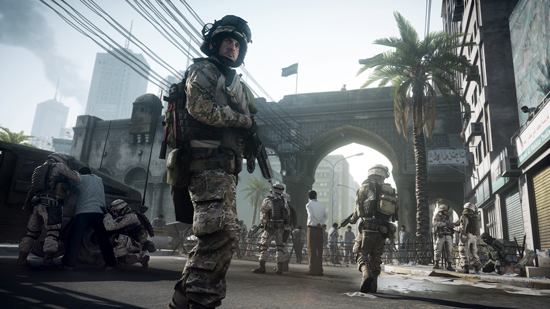 Battlefield 3 Screenshot - 868738