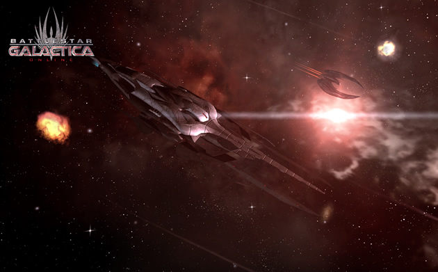 Battlestar Galactica Online Screenshot - 867349