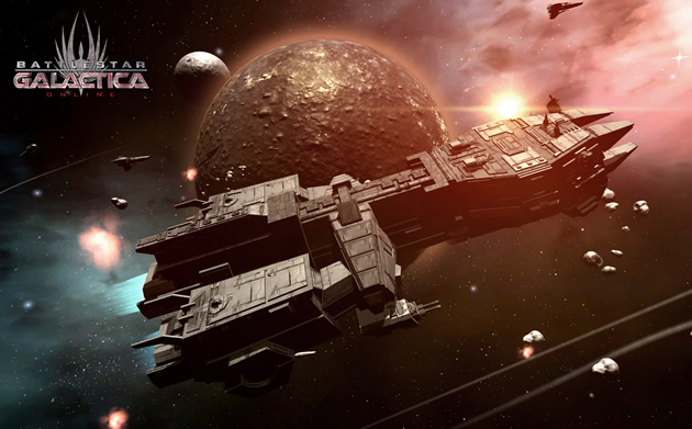 Battlestar Galactica Online Screenshot - 868298