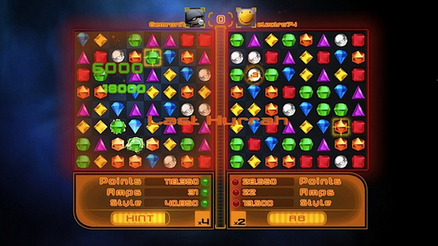 Bejeweled Blitz LIVE Boxart
