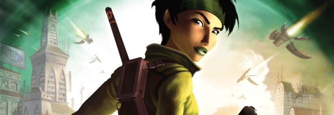 Beyond Good & Evil HD Screenshot - 866055