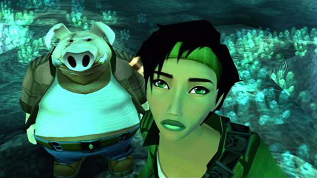 Beyond Good &amp; Evil HD Image