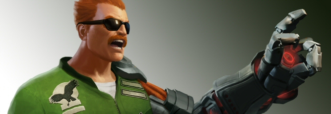 Bionic Commando Rearmed 2 Image