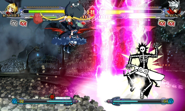 Blazblue Portable Screenshot - 868087