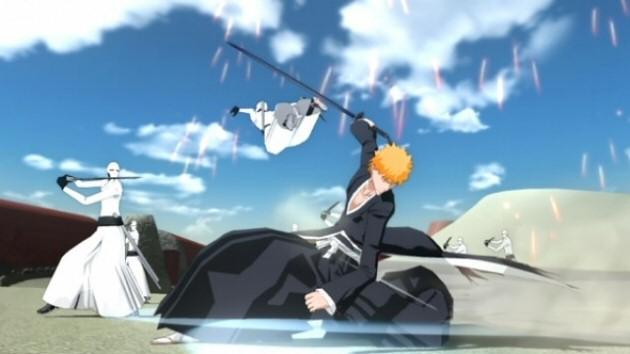 Bleach: Soul Resurreccion - Feature