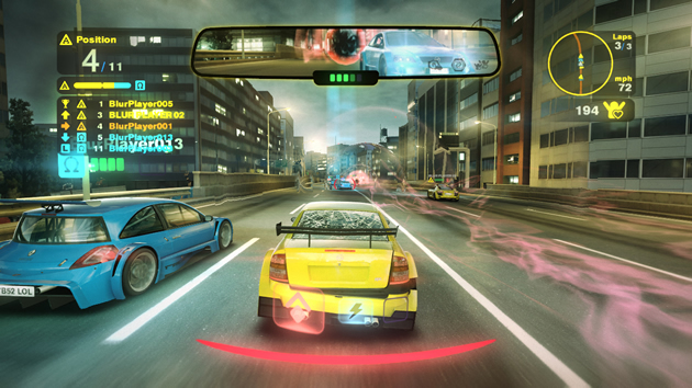 Project Gotham Racing 4 - Feature