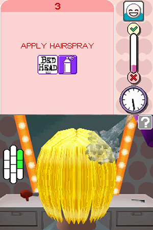 Busy Scissors - NDS Image