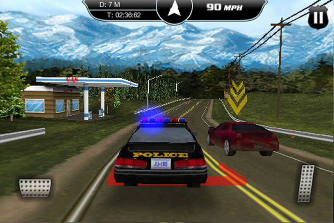 COPS: High Speed Pursuit - IP - Feature
