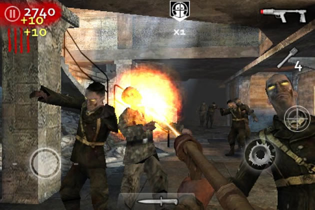 Call of Duty: World at War: ZOMBIES - MB - Feature