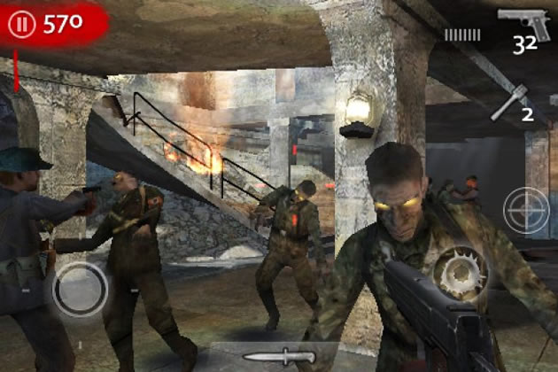 Call of Duty: World at War: ZOMBIES - MB Image