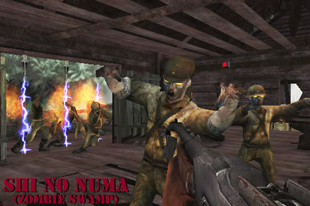 Call of Duty: World at War: Zombies II - IP Image
