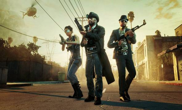 Call of Juarez Image