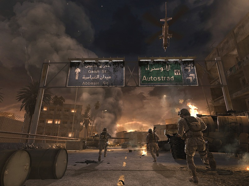 Call of Duty: Modern Warfare 3 Screenshot - 869077