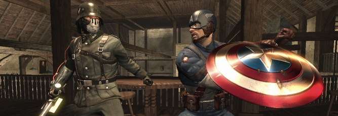 Captain America: Super Soldier Screenshot - 866322