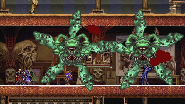 Castlevania: Harmony of Despair Image