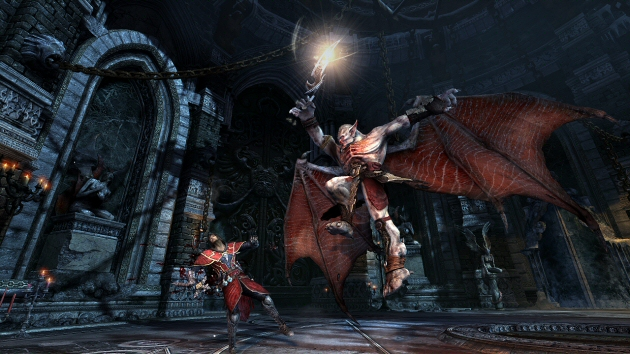 Castlevania: Lords of Shadow - Feature