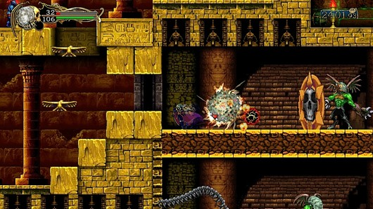 Castlevania: Harmony of Despair Screenshot - 868212
