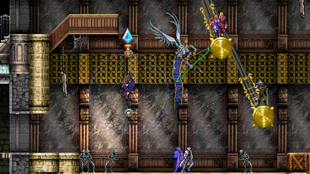 Castlevania: Harmony of Despair Screenshot - 867419