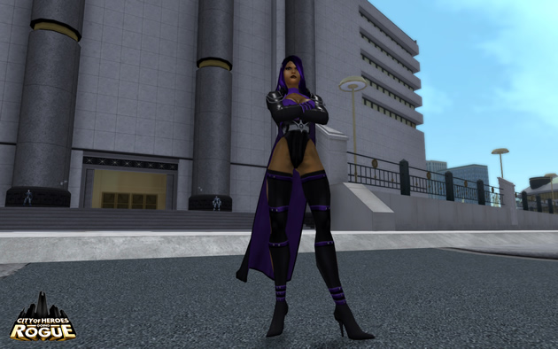 City of Heroes Going Rogue - Feature