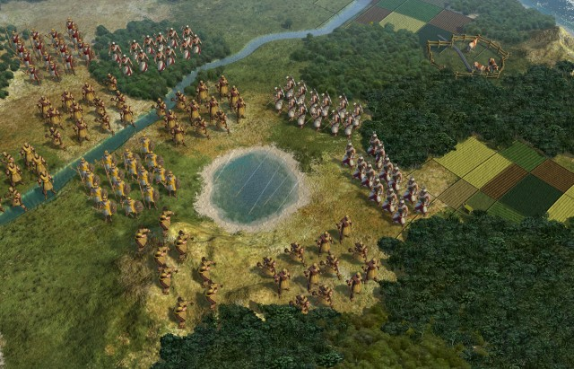 Civilization V Demo Image
