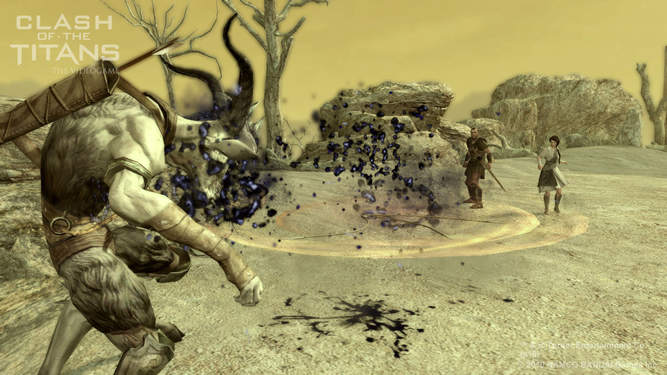 Clash of the Titans Screenshot - 867507