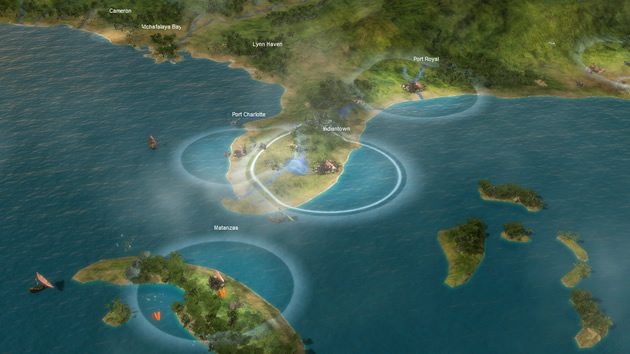 Commander: Conquest of the Americas Screenshot - 867390
