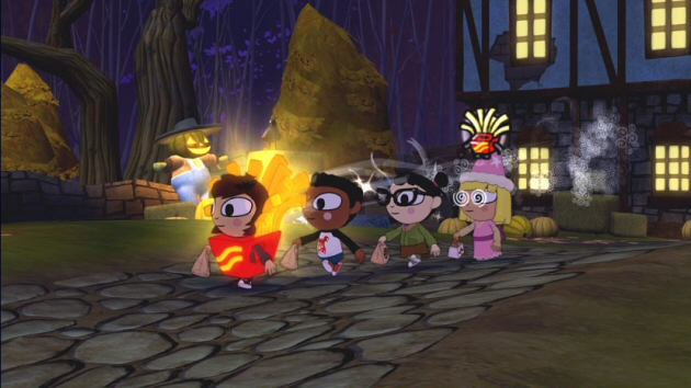 Costume Quest Image