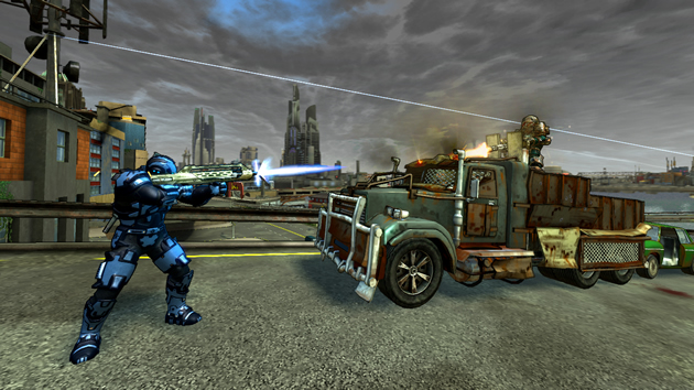 Crackdown 2 Screenshot - 868060