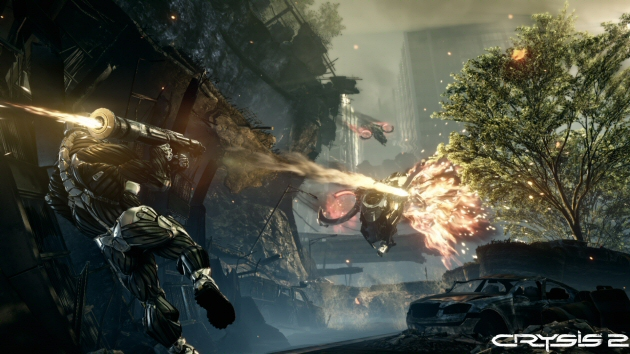 Crysis 2 Screenshot - 866947