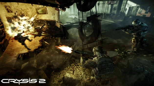 Crysis 2 Screenshot - 868487