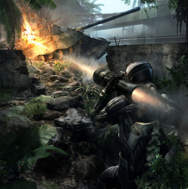 Crysis Warhead Boxart