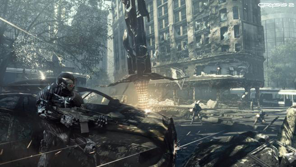 Crysis 2 Screenshot - 868217