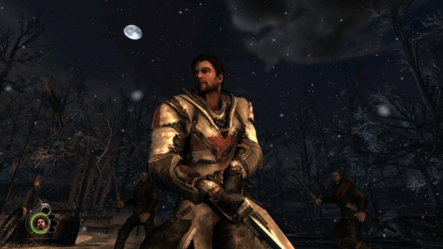 The Cursed Crusade - Feature