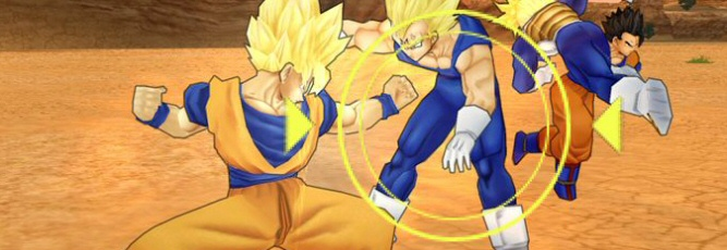 Dragon Ball Z: Tenkaichi Tag Team Screenshot - 865921